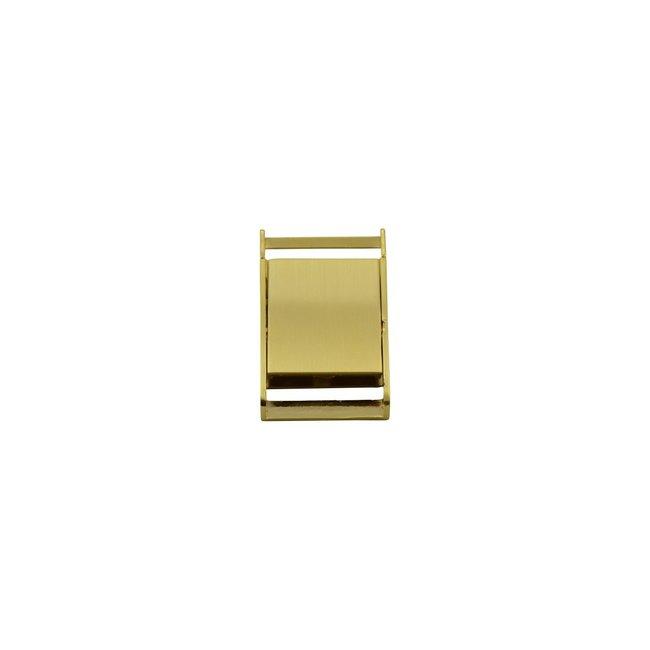 Snaply Metalen Klikgesp Goud 25mm