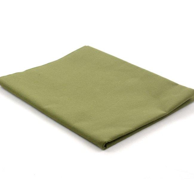 Merchant & Mills Dry wax cotton Groen