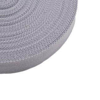 Tassenband Lichtgrijs 38mm