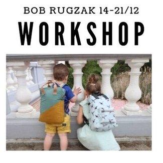 Atelier Para Ti Workshop Bob Rugzak 16/8/2019