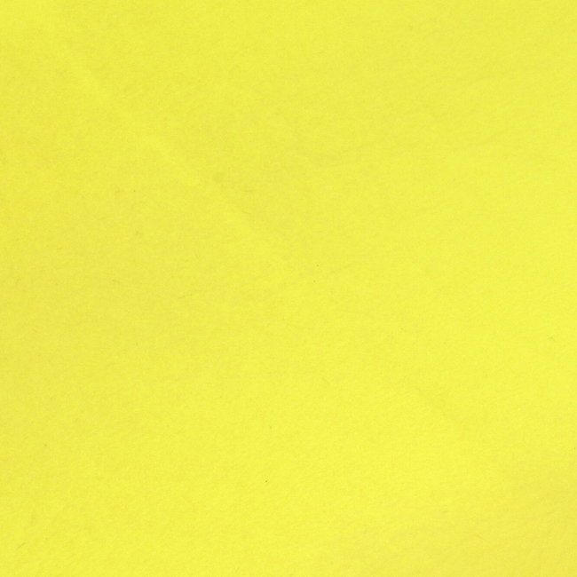 Artificial Leather Neon Yellow