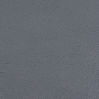 K-Bas Kunstleer Metallic Grijsblauw