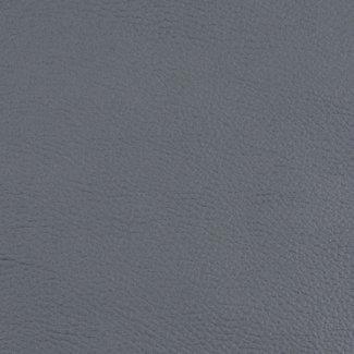Kunstleer Metallic Grijsblauw