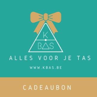 K-Bas k-bas cadeaubon