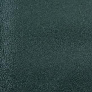 Artificial leather Metallic Dark green