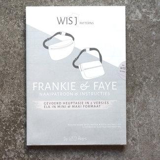 Wisj Frankie & Faye Fanny pack Patroon