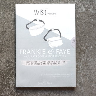 Wisj Frankie & Faye Fanny pack Sewing Pattern