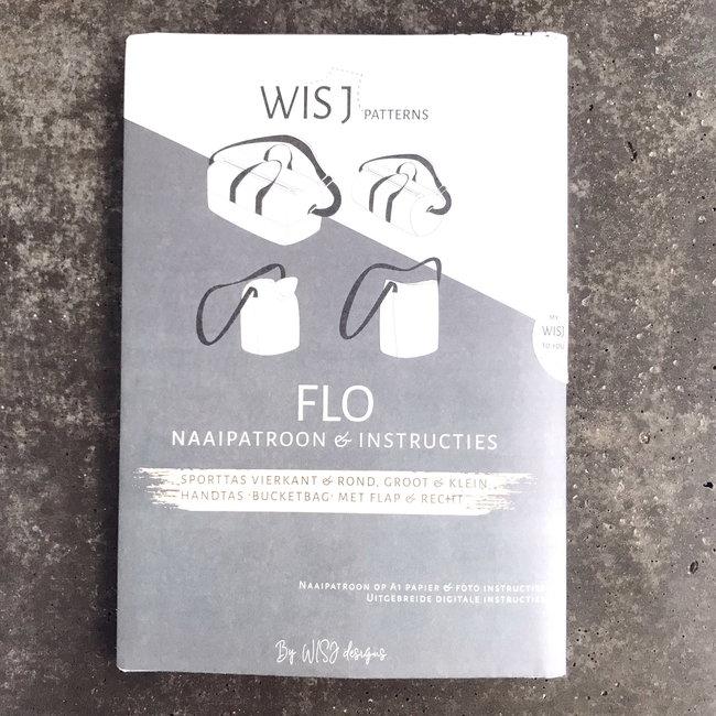 Wisj Flo Sporttas & Handtas Patroon