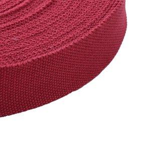 Webbing Uni Cherry red