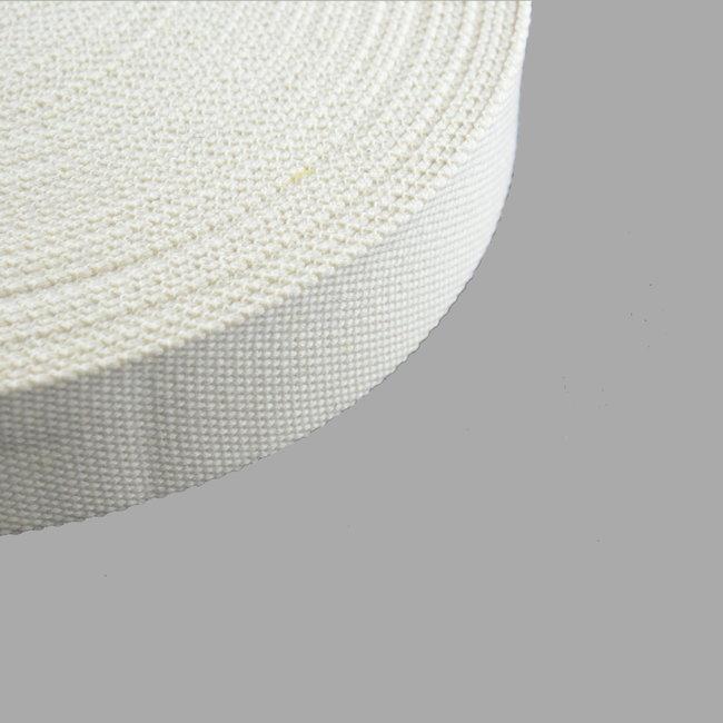 Webbing Uni Ivory