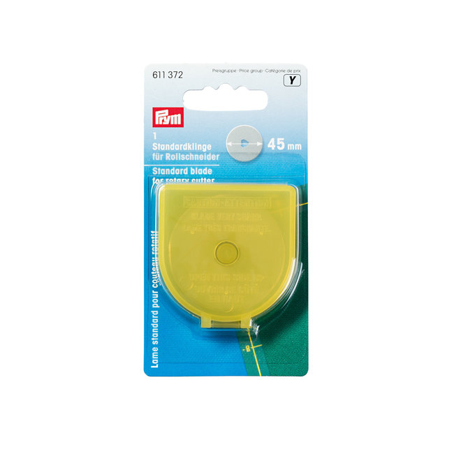 Prym Replacement blade for rotary cutter 45mm
