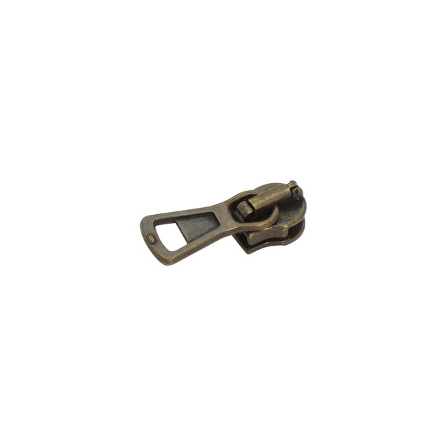 SO Slider K-Bas Anti-Brass for coil zipper