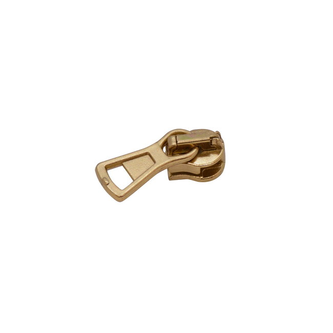 SO Slider K-Bas Gold for coil zipper