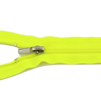YKK Seperating Coil zipper Neon yellow