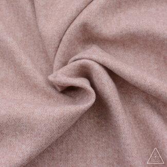 K-Bas Brushed canvas Herringbone Blush