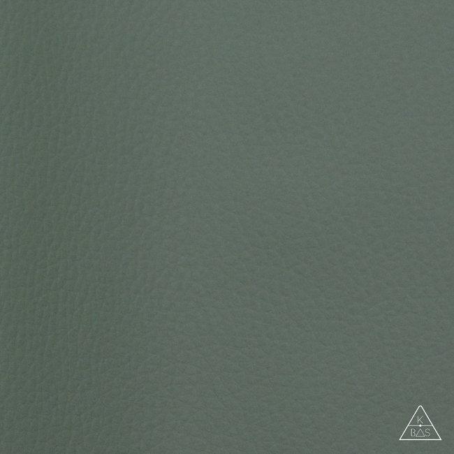 K-Bas Kunstleer Basic Smokey green