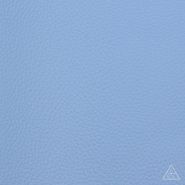K-Bas Kunstleer Basic Hemelsblauw