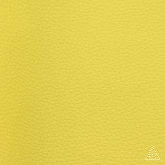 Zipper zoo Artificial leather Basic Lemon