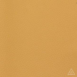 Zipper zoo Artificial leather Basic Golden yellow
