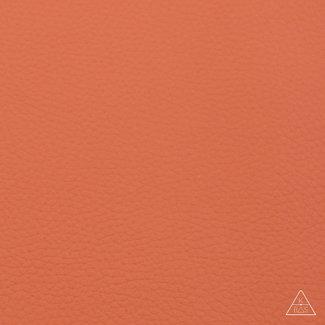 Zipper zoo Kunstleer Basic Donker Oranje