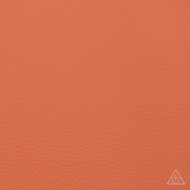 K-Bas Kunstleer Basic Donker Oranje