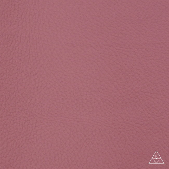 Zipper zoo Artificial leather Basic Dusty pink