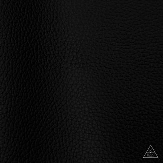 Zipper zoo Artificial leather Basic Black