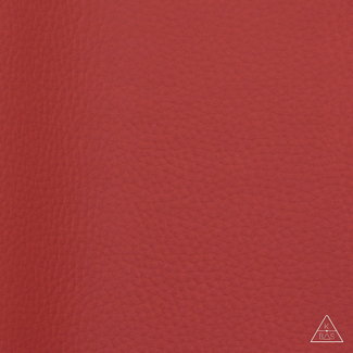 Zipper zoo Artificial leather Basic Red