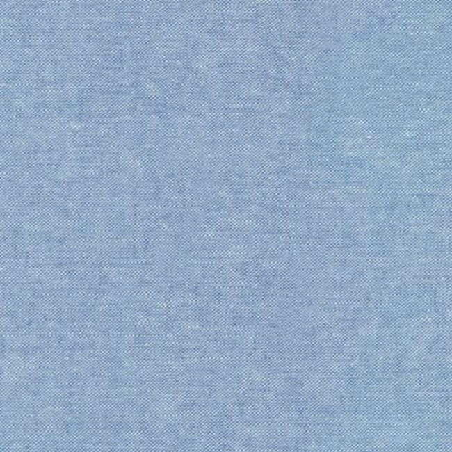 Robert Kaufman Essex linen Sky blue