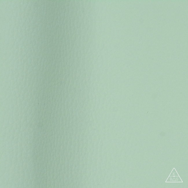 K-Bas Artificial leather Basic Bright Mint