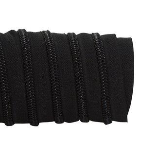 K-Bas Ritstape Spiraal Zwart - Zwart
