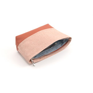 Maeve pouch Terracotta