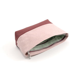 Maeve pouch Raspberry