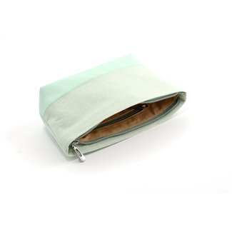 Maeve pouch Mint green