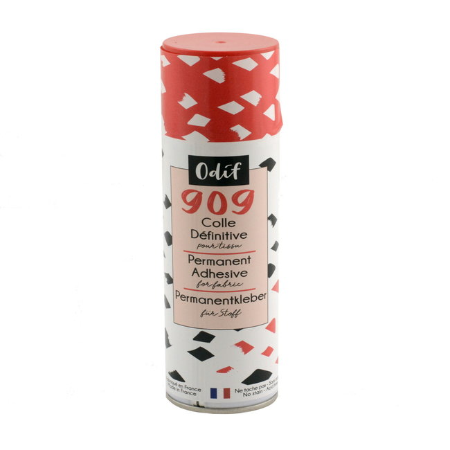 Odif 909 Permanent Glue 250ml