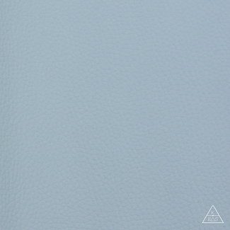 Zipper zoo Kunstleer Basic Smokey blue