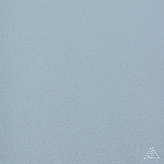K-Bas Kunstleer Basic Smokey blue