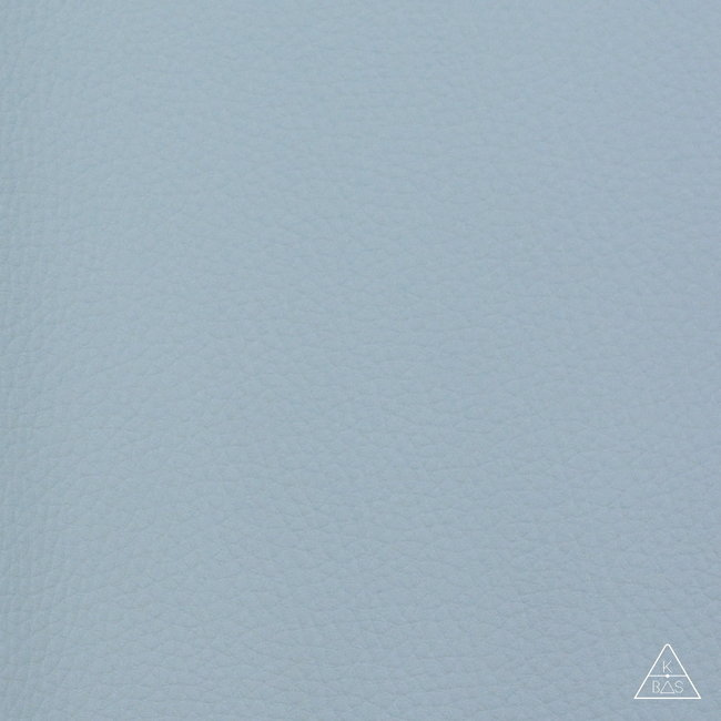 Zipper zoo Artificial leather Basic Smokey blue
