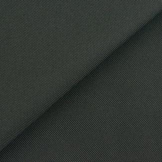 Fijne polyester canvas Antraciet