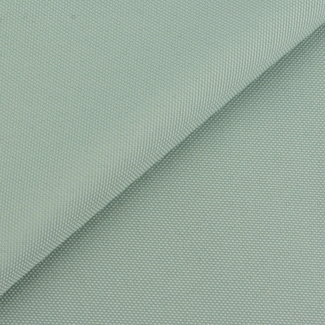 Fine polyester canvas Mint green