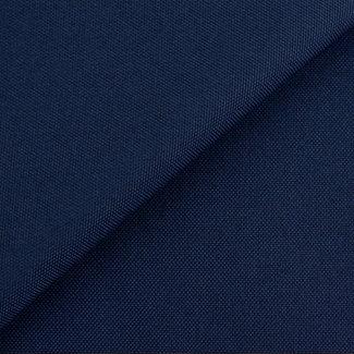 Fine polyester canvas Dark blue