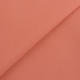 Fine polyester canvas Coral