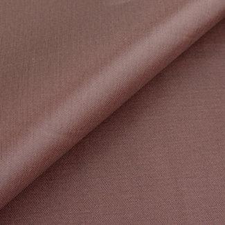 Zipper zoo Laminated canvas Chestnut brown