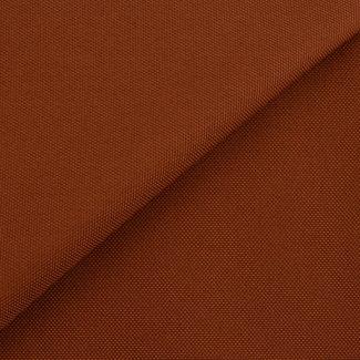 Fine polyester canvas Cognac
