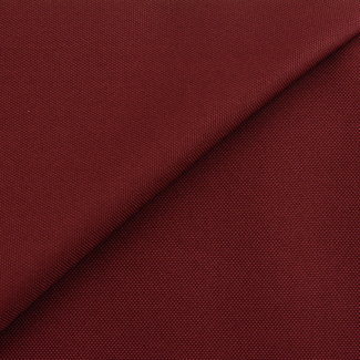 Fine polyester canvas Wine red