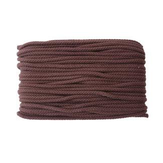 Cotton cord Dark brown