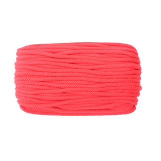 Cotton cord Hot Red