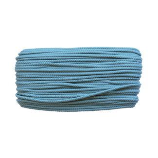 Cotton cord Steel blue 5mm