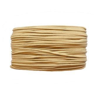 Cotton cord Mustard 5mm