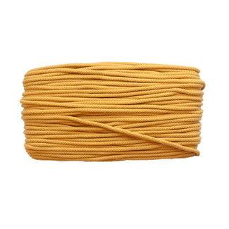 Cotton cord Ochre 5mm